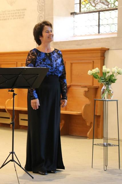 Manuela Garrido - 2019 Kirche Wohlen