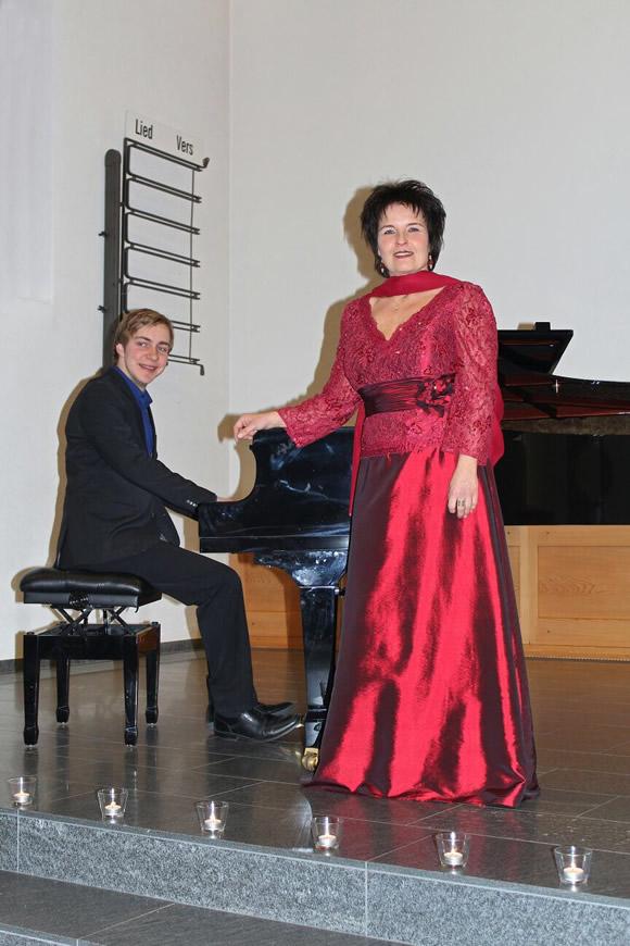 Manuela Garrido und Elie Jolliet 1 - Lenk