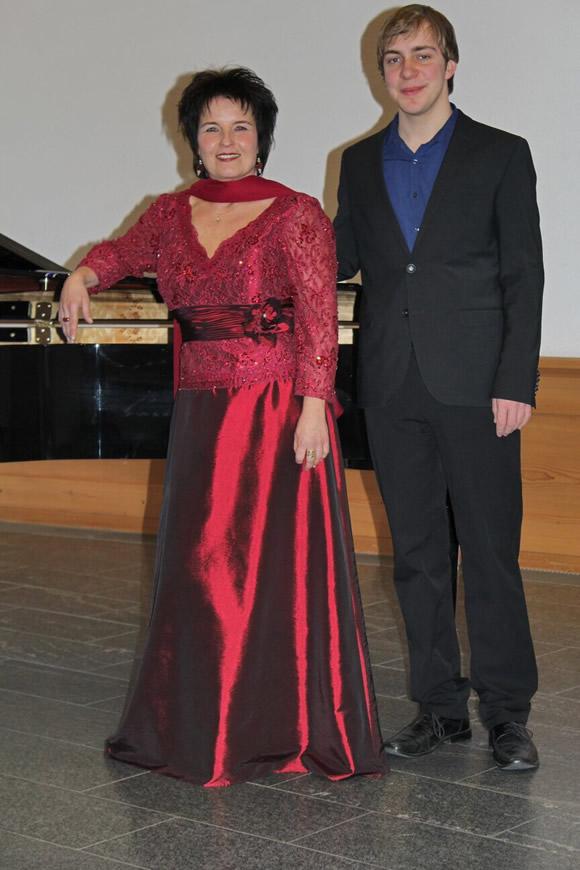 Manuela Garrido und Elie Jolliet 2 - Lenk