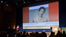 Manuela Garrido, Auftritt am Auslandschweizerkongress 2012 in Lausanne